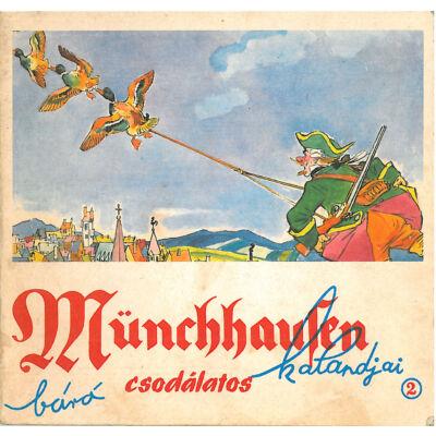 Münchausen báró csodálatos kalandjai 2. rész