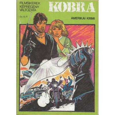 Veszélyes őrjárat - Kobra