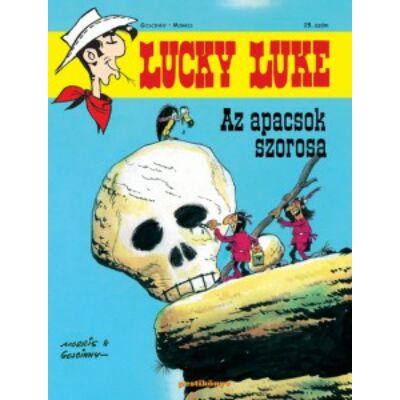 Lucky Luke 15. Az apacsok szorosa