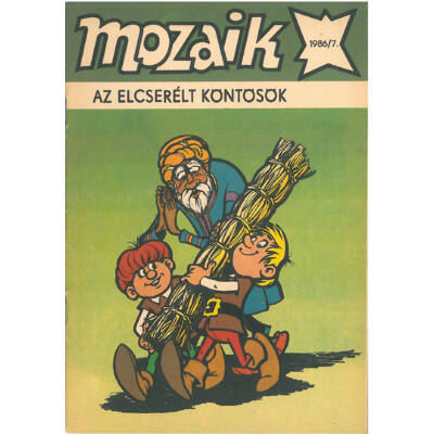 Mozaik 1986/7