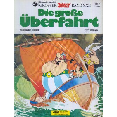 Asterix Die grobe Überfahrt XXII