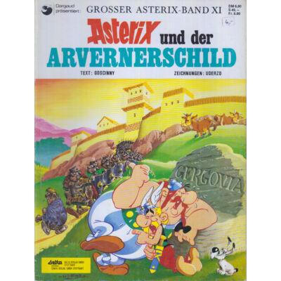 Asterix und der Arvernerschild XI