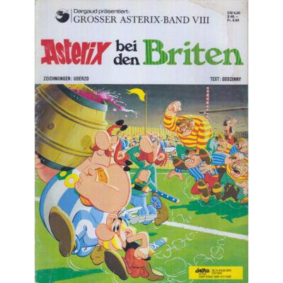 Asterix bei den Briten VIII