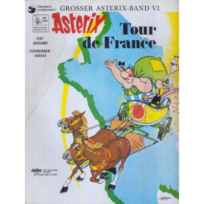Asterix Tour de France VI