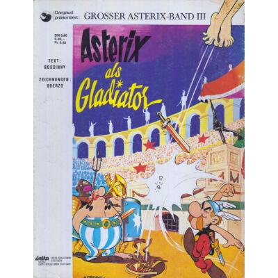 Asterix als Gladiator III