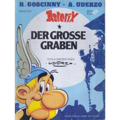 Asterix der grosse graben XXV