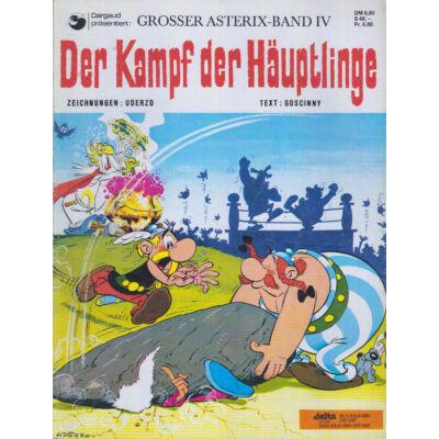 Asterix Der Kampf der Hauptlinge IV