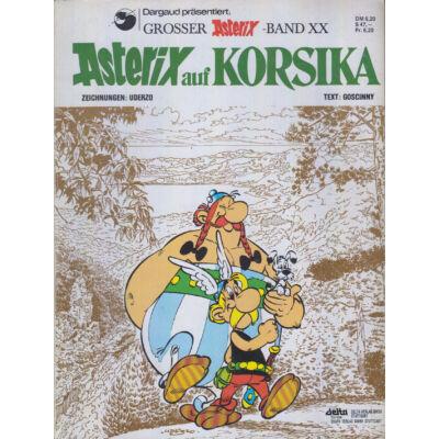 Asterix auf Korsika