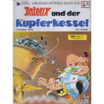 Asterix und der Kupferkessel XIII