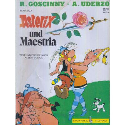 Asterix und Maestria XXIX