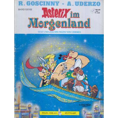 Asterix im Morgenland XXVIII