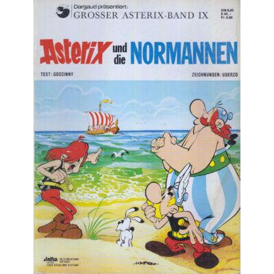Asterix und die Normannen IX