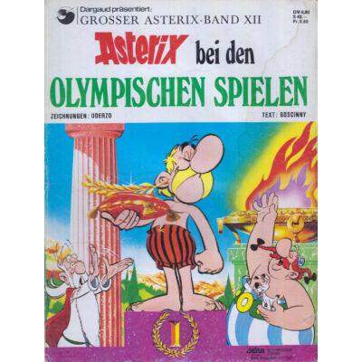 Asterix bei den Olympischen Spielen XII