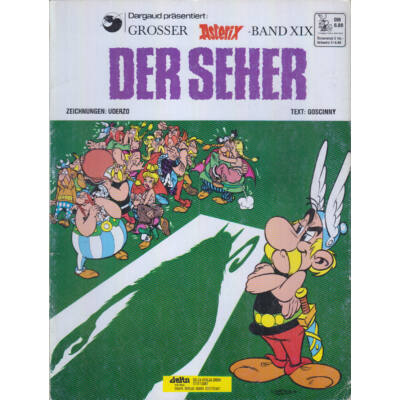 Asterix der seher XIX