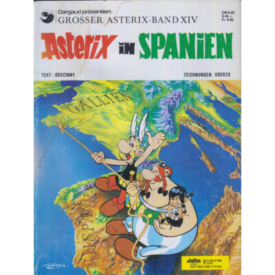 Asterix in Spanien XIV