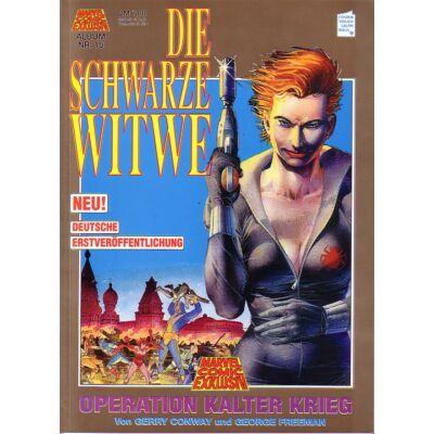 Marvel Comics Exklusiv NR. 15 Die Schwarze Witwe