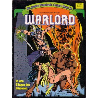 Die großen Phantastic-Comics 16 Warlord
