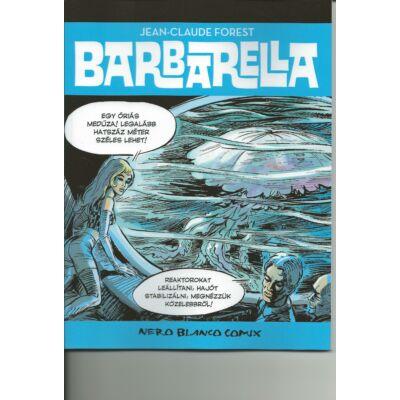 Barbarella 1. kötet