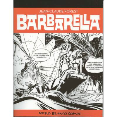 Barbarella 2. kötet