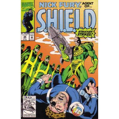 Nick Fury Vol. 2. 34