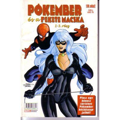 Pókember és a Fekete Macska 1 -3 rész