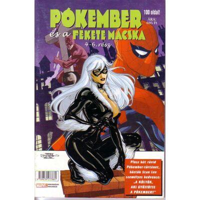 Pókember és a Fekete Macska 4 -6 rész