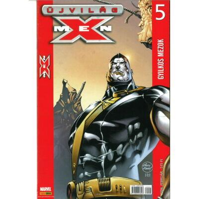Újvilág X-men 5. szám