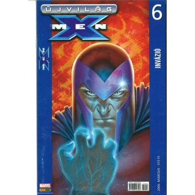 Újvilág X-men 6. szám