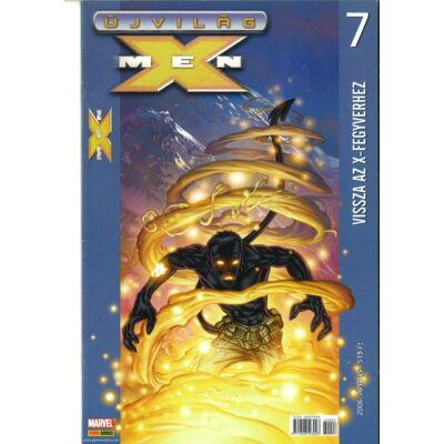 Újvilág X-men 7. szám
