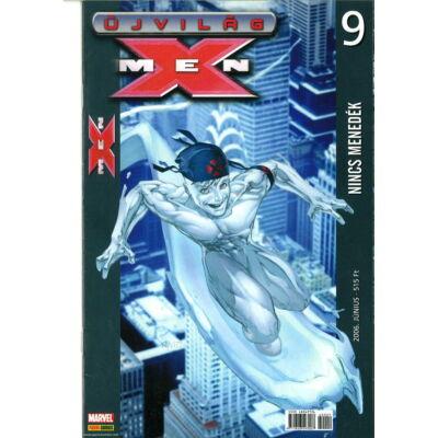Újvilág X-men 9. szám