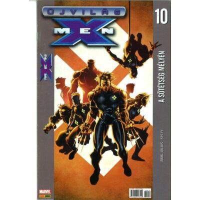 Újvilág X-men 10. szám