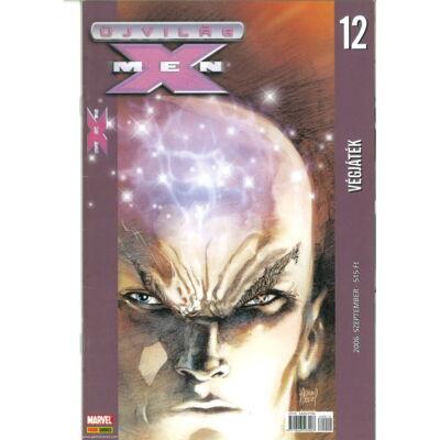 Újvilág X-men 12. szám