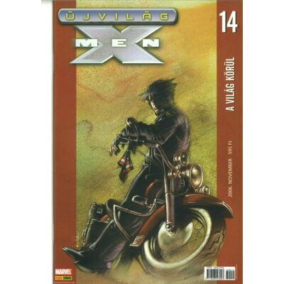 Újvilág X-men 14. szám
