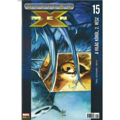 Újvilág X-men 15. szám