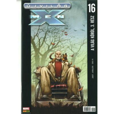 Újvilág X-men 16. szám