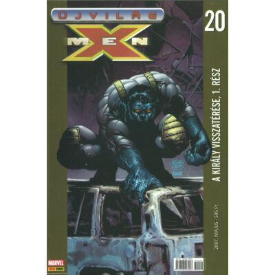 Újvilág X-men 20. szám