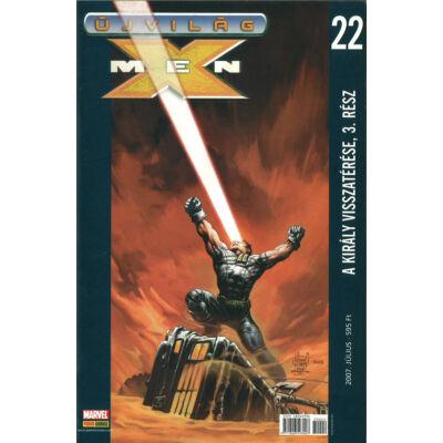 Újvilág X-men 22. szám