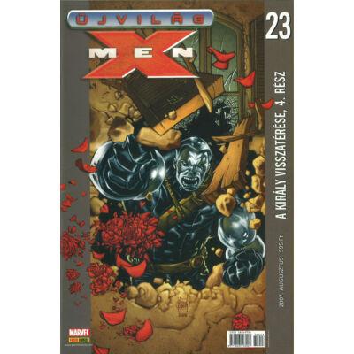 Újvilág X-men 23. szám