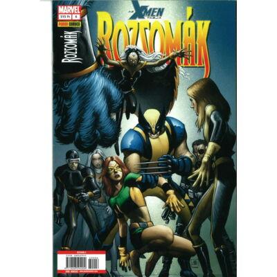 Rozsomák az X-Men tagja 6. szám