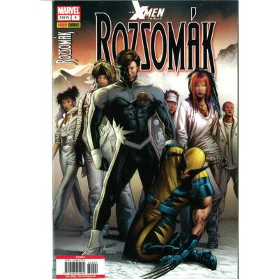 Rozsomák az X-Men tagja 9. szám