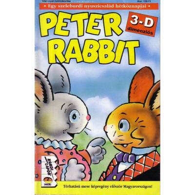 Peter Rabbit 3-D