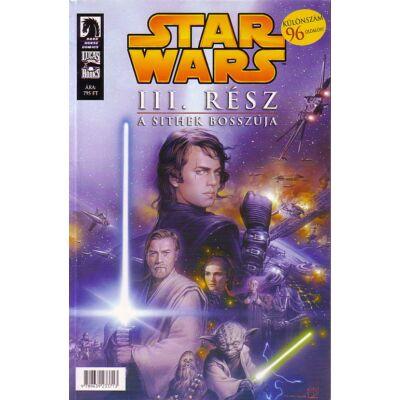 Star Wars III. Rész A Sithek bosszúja