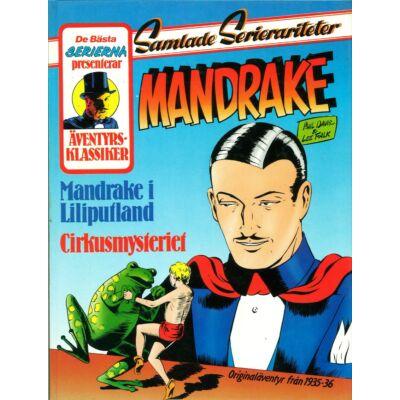 Mandrake 1935-1936
