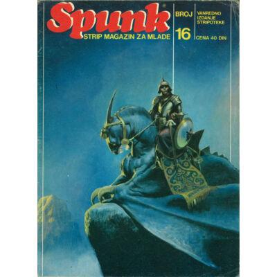 Spunk 16