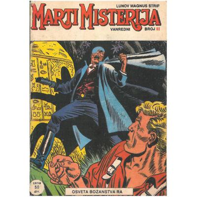 Marti Misterija II