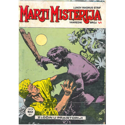 Marti Misterija VI