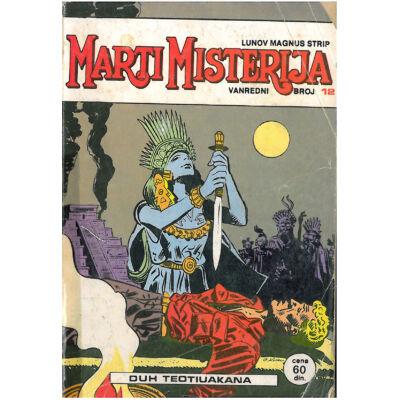 Marti Misterija 12