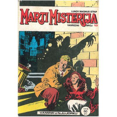 Marti Misterija 13