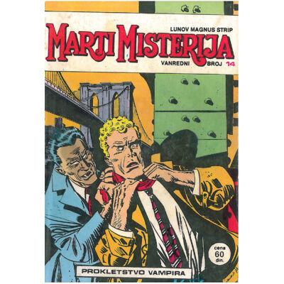 Marti Misterija 14