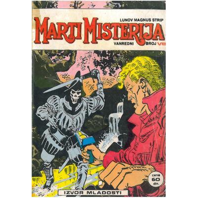 Marti Misterija VIII